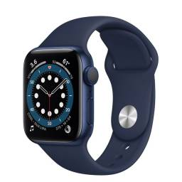 Apple Watch S6 40mm Azul Lacrado Pronta Entrega