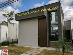 Leo vende, bairro Papagaio, casa e condomínio diferenciado