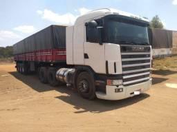 Scania 124 R 420 - 2002 Traçado