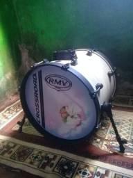 Bumbo 18 rmv - acompanha bag