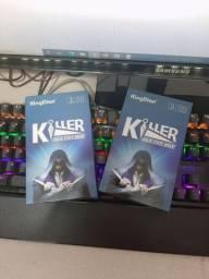 SSD Kingdian 256gb novo lacrado pronta entrega