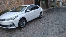 Corolla xei automático  2018  2018 41 mil Km rodados sem retoque