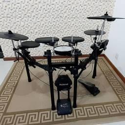 Bateria Eletrônica Roland TD-11K V-Drums Series