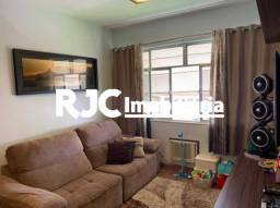 Apartamento à venda com 3 dormitórios em Maracanã, Rio de janeiro cod:MBAP33356
