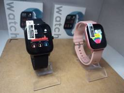 Smartwatch Colmi P8 a prova d'água várias funções ( Temos tele Entrega) Ac cartão