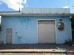 Título do anúncio: Aluga-se - Salão Comercial - Vila Angélica - Presidente Prudente SP