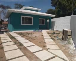 Casa com 3 quartos primeira locação, na Lagoa de Araçatiba- Maricá