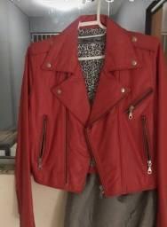 Jaquetas couro legítimo