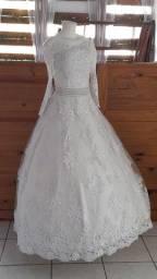 Vestido de noiva 50% desconto