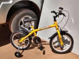 Bicicleta infantil aro 16 ( Dino )