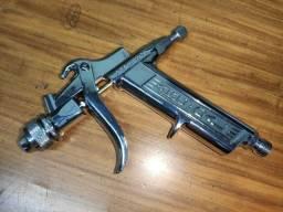 Pistola de pintura e retoque Arc New bico 0.8