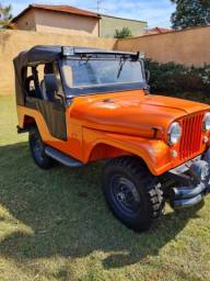 Jeep Willis 1964 4x4