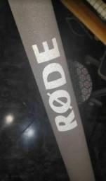 Vara boom pole Rode com 5 estágios