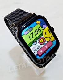 Smartwatch Colmi P8 Plus Original Tela Infinita + Brinde Pulseira Magnética