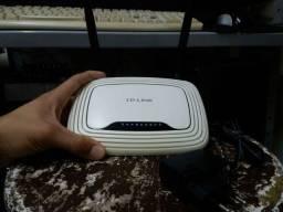 Roteador TP-Link de 2 Antenas Funcionando Perfeitamente