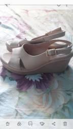 Calçados semi novo