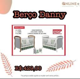 Berço Danny / - novo - promoção