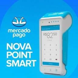 Título do anúncio: Point Smart - Frete Gratuito - Maquininha de Cartão Smart