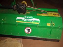 Triturador 1,50 m novo