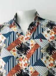 Camisas Florais diversos tamanhos e cores Novas