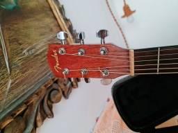 Violão Fender Dreadnought CD60 CE NAT