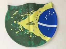 Touca de Natação Brasil