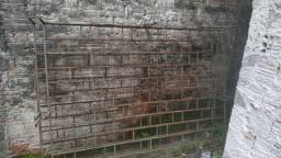 Grades de ferro para janela