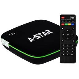 Tv Box A-Star 16K - 16 Ram - Android 11
