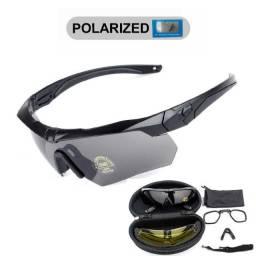Oculos para esportes ciclismo, corrida, tiro esportivo