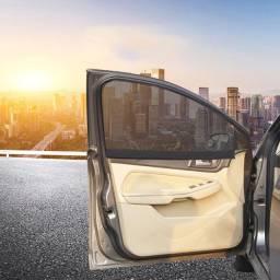 Cortina de Carro Protetor Solar Magnética