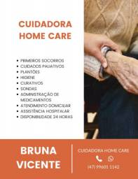 CUIDADORA HOME CARE