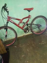 Título do anúncio: Bicicleta bem selada