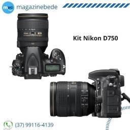 Kit Nikon D750 Com