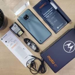 Smartphone Motorola Moto E7 32GB Cinza Metálico<br><br>6 dias de comprado