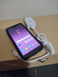 Smartphone Samsung j8 Violeta