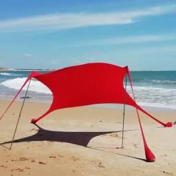 Título do anúncio: Tenda/barraca de praia