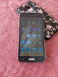 Samsung J3 Dourado 8GB, 4G 270$