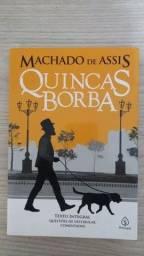"""Livro """"Quincas Borba"""""""