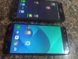 Telefones Asus ZEN Selfie 2 e 4