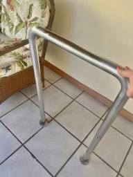 Título do anúncio: barra de apoio para idoso ou pessoa com mobilidade reduzida