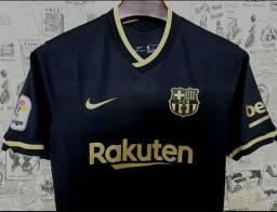 Camisa Barcelona II 2020/2021 Nike