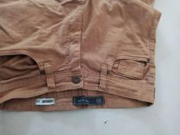 Calça sarja masculina usada 2 vezes tam 36