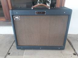 Amp MG MUSIC DOUBLE DELUXE Valvulado impecável