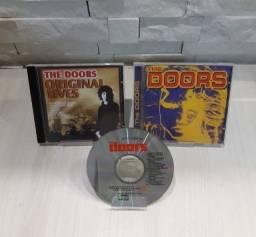 The Doors - Coleçao 3 Cds - Ao vivo + Coletania + Trilha Sonora Filme