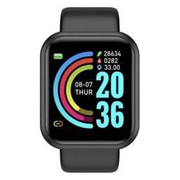 Smartwatch ?Y68/D20? Pronta entrega