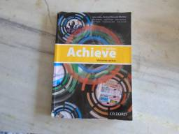 Livro Achieve - Volume Único - Student Book / Workbook