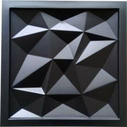 Forma de gesso 3D ABS 29x29