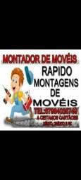 Título do anúncio: Montador de móveis *