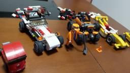 LEGO CARROS E PEÇAS