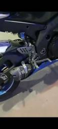Moto gsx 1000 srad